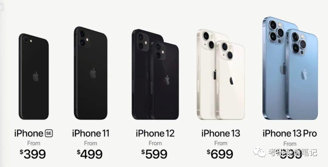 苹果新品发布会:别样九月,别样iPhone 13 | 经济学人早报精选20210915