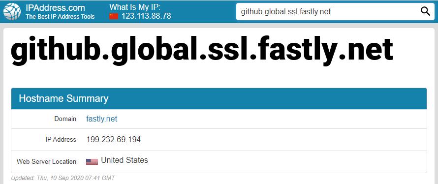 加速国内 Github 访问,下载,的9种方案!——第一种直接替换域名的方式即可受到不错效果