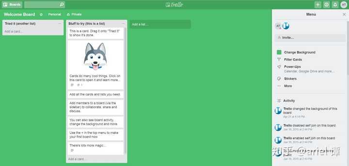 Trello List-Tag-Filter 使用