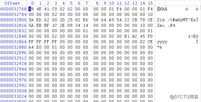 内蒙古某公司XFS文件系统服务器数据恢复报告