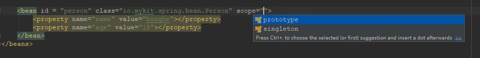 【Spring注解驱动开发】使用@Scope注解设置组件的作用域