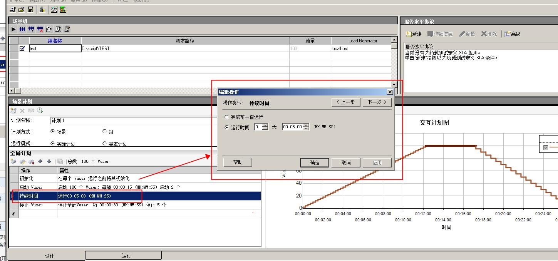 使用Loadrunner进行性能测试