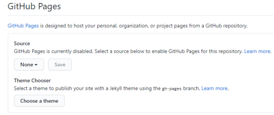 使用vuepress搭建GitHub pages静态博客页面